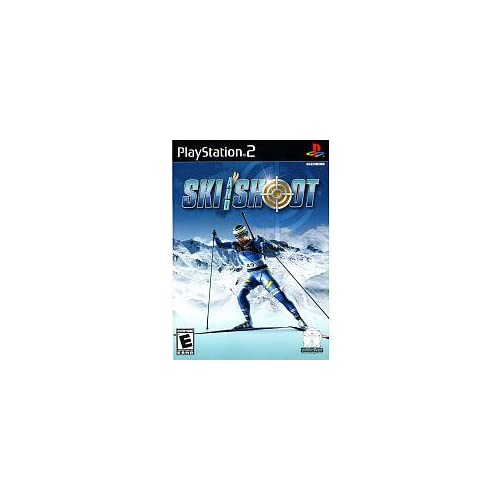 Image 0 of Ski And Shoot For PlayStation 2 PS2