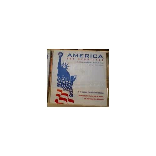 Image 0 of America The Beautiful A Musical About The Land We Love A 15 Minute Patriotic Pre