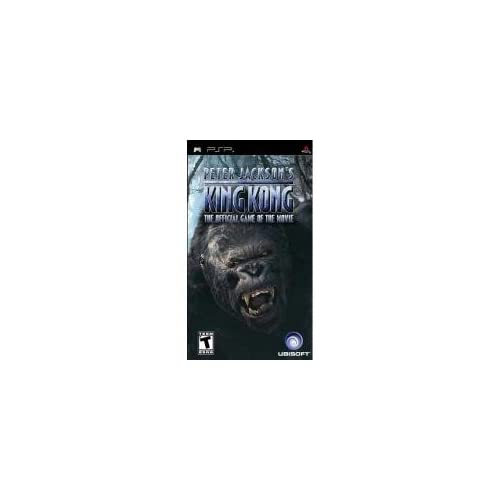 Image 0 of Peter Jackson's King Kong: The Official Game Of The Movie For PSP UMD