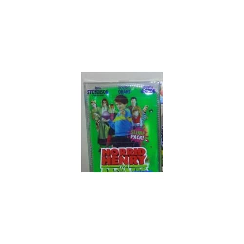 Image 0 of Horrid Henry The Movie With Slime On DVD With Anjelica Huston Richard