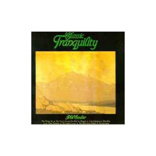 Image 0 of Classic Tranquility By Phil Coulter On Audio Cassette