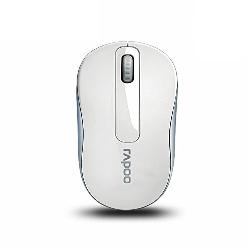 Image 0 of Rapoo M211/M10 Mini Optical Wireless Mouse With 1000DPI For Laptop Computer Whit