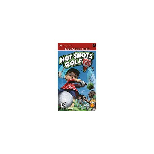 Image 0 of Hot Shots Golf: Open Tee: Greatest Hits For Sony For PSP UMD