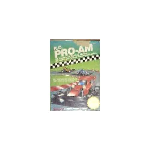 Image 0 of Rc Pro-Am For Nintendo NES Vintage