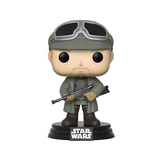Funko Pop! Star Wars: Solo Tobias Beckett Toy Figurine