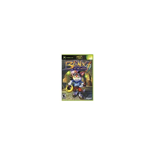 Image 0 of Blinx The Time Sweeper Xbox For Xbox Original