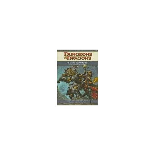 Dungeons And Dragons Player's Handbook: Arcane Divine And Martial Heroes Rolepla