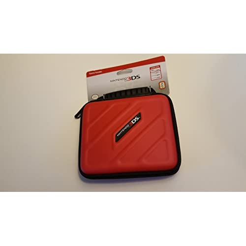 Image 0 of Game Traveler Case Nintendo 3DS For DS Red
