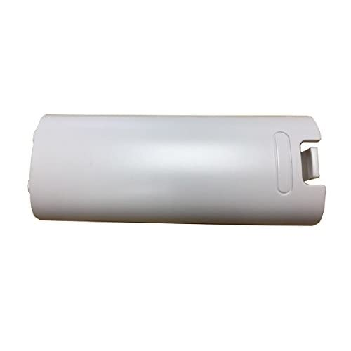 Replacement Wiimote Battery Cover Door White By Mars Devices For Wii