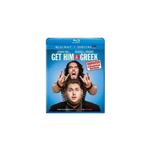 Image 0 of Get Him To The Greek Ce On Blu-Ray