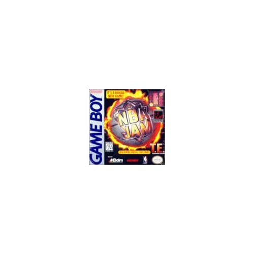 NBA Jam Tournament On Gameboy Basketball