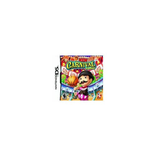 Image 0 of New Carnival Games For Nintendo DS DSi 3DS