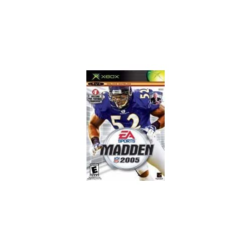 Image 0 of Madden NFL 2005 Xbox For Xbox Original Football