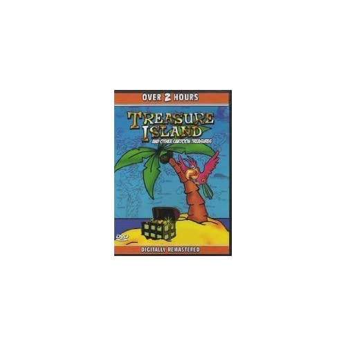 Image 0 of Treasure Island And Other Cartoon Treasures Digitally Remastered On