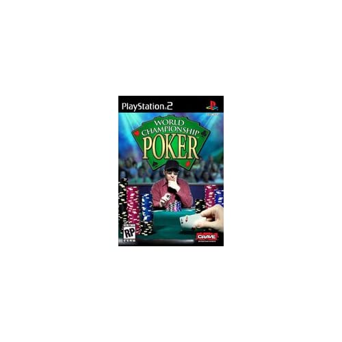 Image 0 of World Championship Poker PS2 Action For PlayStation 2