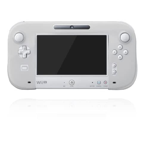 Image 0 of Silicon Cover For Wii U Gamepad White