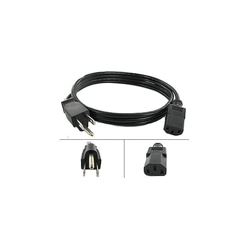 AC Power Cord For Original Fat PS3 Wall Plug For PlayStation 3 Original