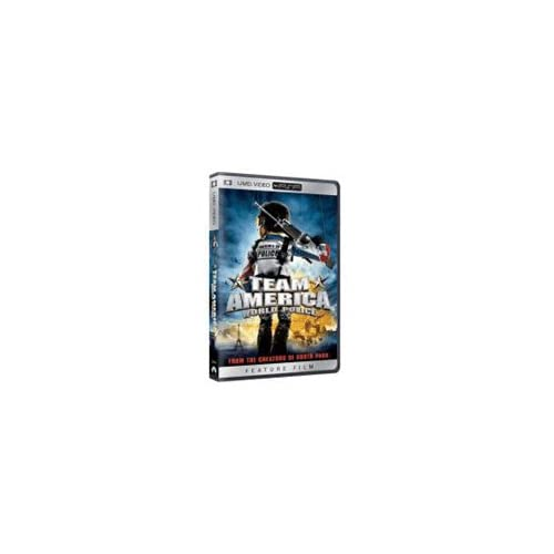 Image 0 of Team America: World Police UMD For PSP For Nintendo DS DSi 3DS 2DS