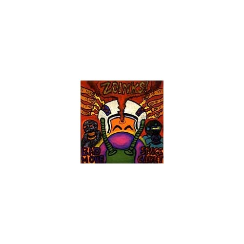 Image 0 of Bad Move Space Cadet By Zoinks On Audio CD Album 1995