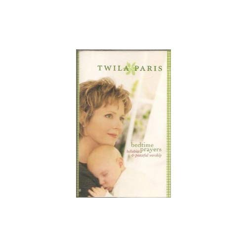 Image 0 of Bedtime Prayers Lullabies And Peaceful Worship By Twila Paris On Audio Cassette