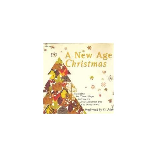 Image 0 of A Age Christmas By St John On Audio CD Album