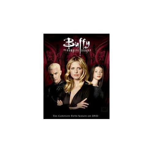 Image 0 of Buffy The Vampire Slayer The Complete Fifth Season On DVD With Sarah Michelle Ge