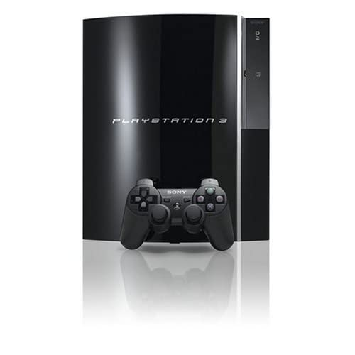PlayStation 3 40GB System Video Game Systems Console