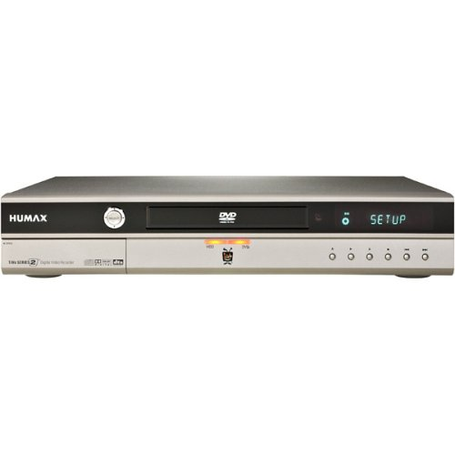 Image 0 of Humax DRT400 40-HOUR TIVO With DVD Recorder