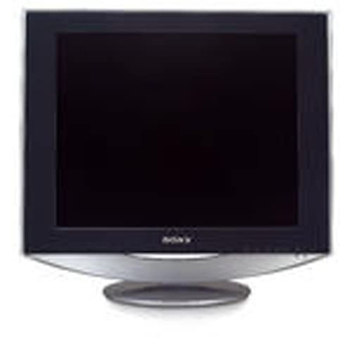 Sony SDM-HS73/H 17 Inch Flat Panel LCD Monitor Grey Gray