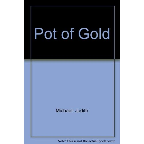Image 0 of Pot Of Gold By Judith Michael On Audio Cassette