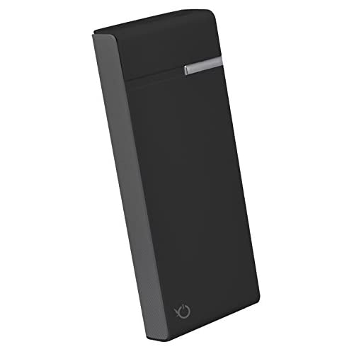 Concept Green CGP104-B Portable Charger With 10400MAH Battery Black