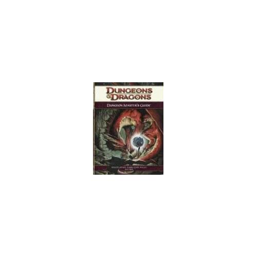 Dungeons And Dragons Dungeon Master's Guide: Roleplaying Game Core Rules 4th Edi