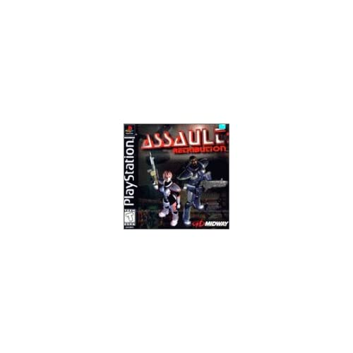 Assault: Retribution PS1 For PlayStation 1