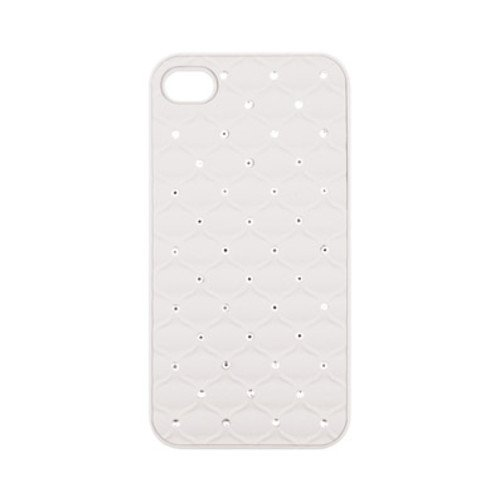 Bytech Protective Cover For iPhone 4/4S-WHITE Case