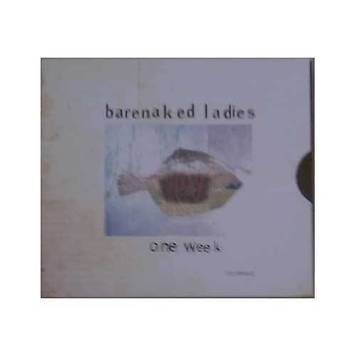 Image 0 of One Week 2 CD Single By Barenaked Ladies On Audio CD