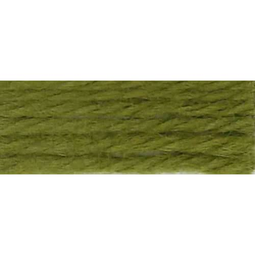 Dmc 486-7364 Tapestry And Embroidery Wool 8.8-YARD Medium Avacado