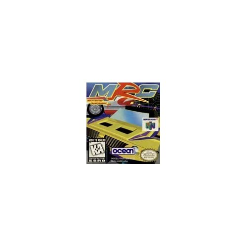 Image 0 of Mrc Nintendo 64 Game For N64 Racing