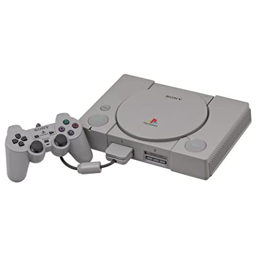 Sony PlayStation 1 Gray Console PS1 Psx