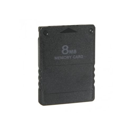 8 MB Memory Card For PlayStation 2 PS2