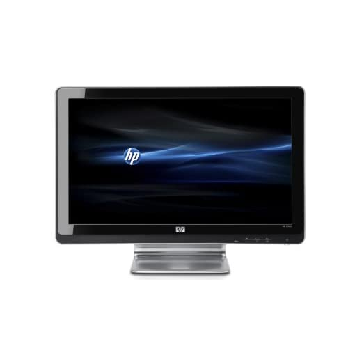 HP 2010I 20 Inch Diagonal HD Ready LCD Monitor Black 2010i