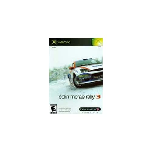 Image 0 of Colin Mcrae Rally 3 Software For Xbox Original Action