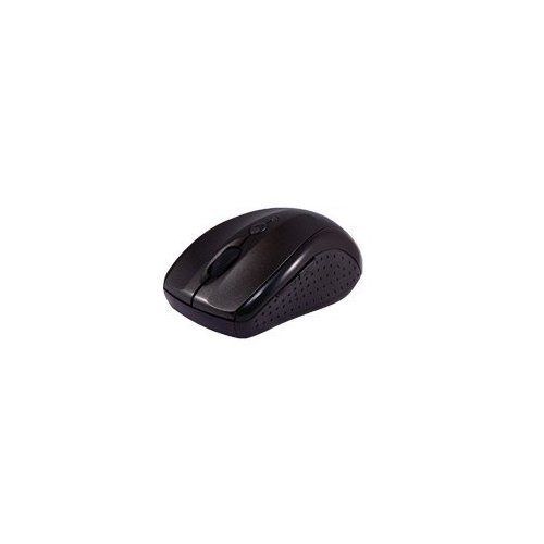 2.4GHz Wireless 5-BUTTON Optical Mouse Black