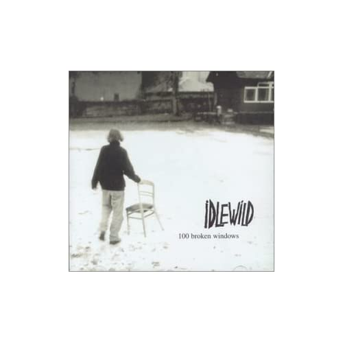 100 Broken Windows By Idlewild On Audio CD Album 2001