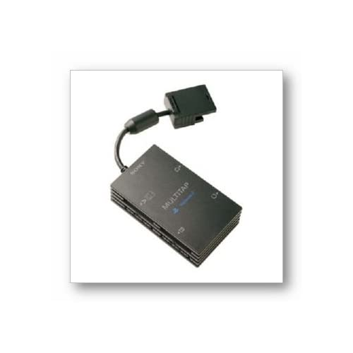 Image 0 of Multitap For PlayStation 2 PS2 Black 97079