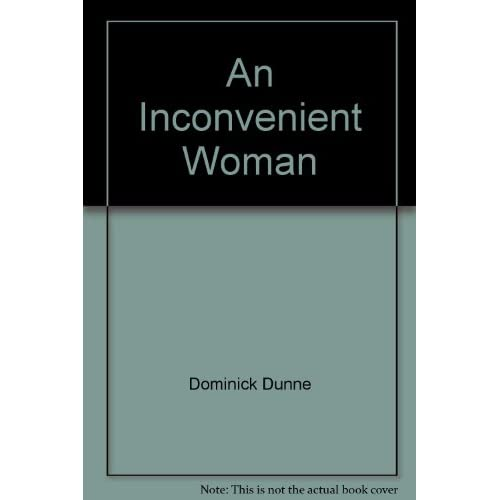 Image 0 of An Inconvenient Woman By Dominick Dunne On Audio Cassette