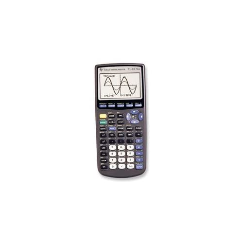 Image 0 of TI-83 Plus Graphing Calculator Handheld