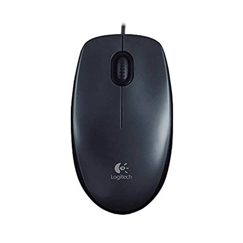 Image 0 of Logitech 910001601 M100 Wired Corded Optical Mouse USB Black