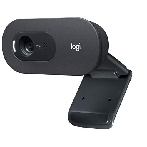 Image 0 of Logitech C270 Widescreen HD Webcam And 3 MP Designed For HD Video Calling And Re