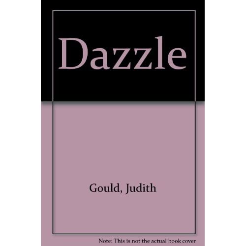 Image 0 of Dazzle By Gould Judith Saldana Theresa Narrator On Audio Cassette