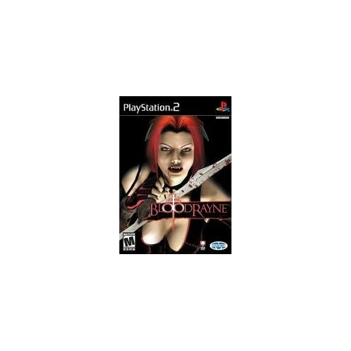 Blood Rayne For PlayStation 2 PS2